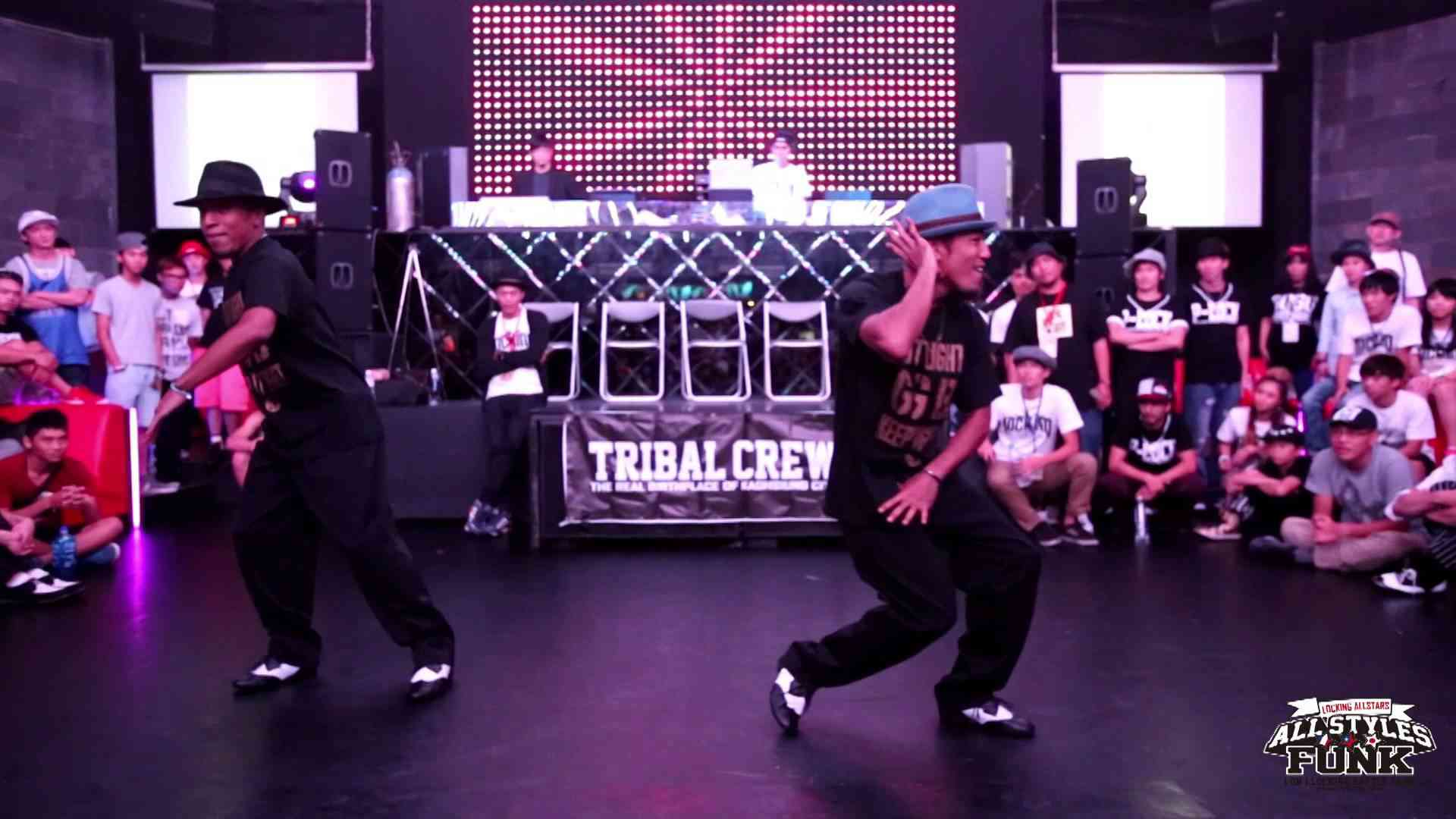 Judge Showcase - Go Go Brothers | 20130831 ALL STYLEs FUNK Vol.1 - YouTube