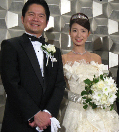 徳光和夫の次男・徳光正行がフリーアナの田野辺実鈴と離婚