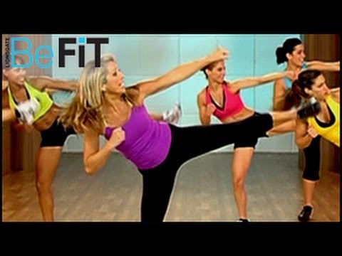Denise Austin: Ultimate Fat Burn Workout - YouTube