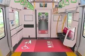 電車内のベビーカー使用 国土交通省が指針出すも依然苦情が相次ぐ