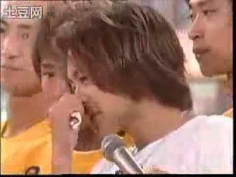 V6・森田剛 苦しく長い道のりを走りぬいて・・・ - YouTube