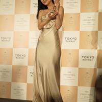 壇蜜、今井華、浦浜アリサらが受賞!目もとの魅力的な女性を選ぶ「アイ・オブ・ ザ・イヤー2014」開催 | EVENT | BEAUTY | WWD JAPAN.COM