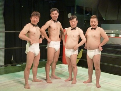 有吉弘行 パンツ一丁姿でお礼 ツイッターのフォロワー400万人突破!