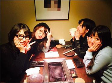 大島優子、HKT48指原莉乃らが『Not yet会』開催…4人集結で「今さらながら最強メンバー」