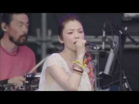 Chara あいのうた ap bank fes 2011 AI NO UTA Swallowtail Butterfly - YouTube
