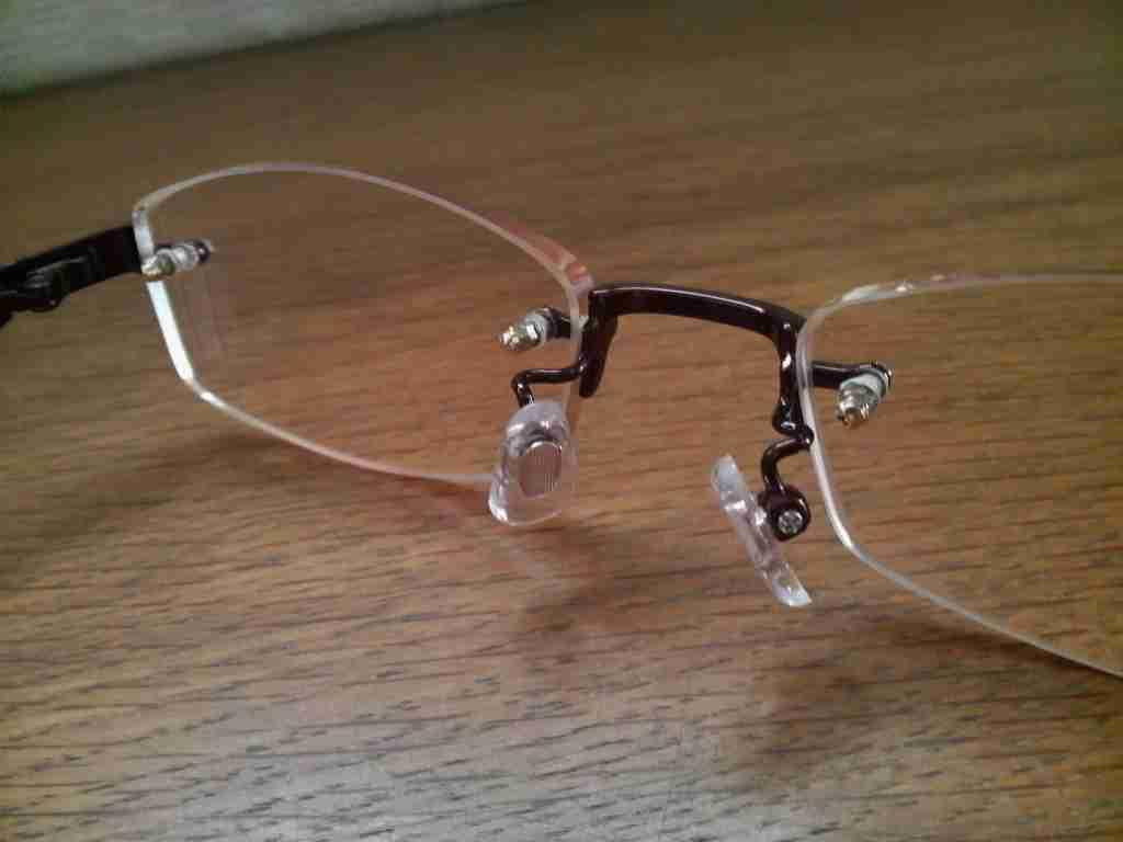 メガネでもかわいく見せたい!