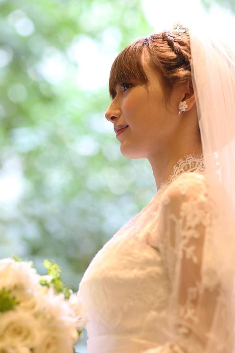 後藤真希、可愛すぎるラプンツェル風ドレス姿で魅了 結婚式・二次会を公開