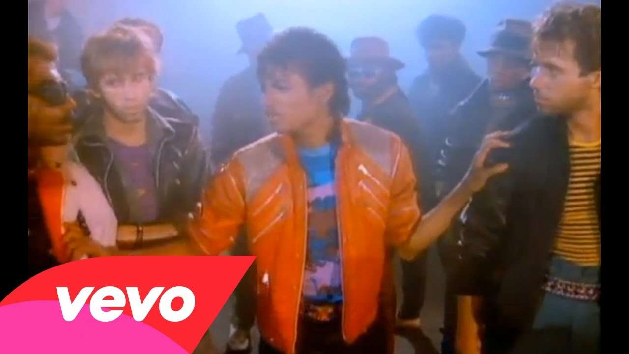 Michael Jackson - Beat It (Digitally Restored Version) - YouTube
