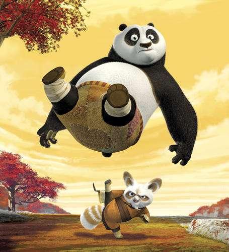 中国のパンダが雪に大はしゃぎしてる姿が完全におっさんだと話題にww