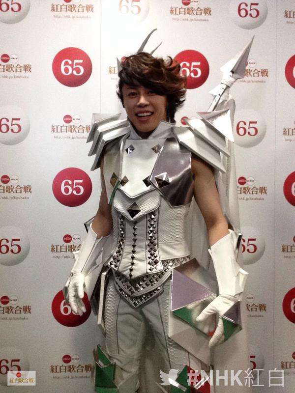 NHK紅白、副音声・西川貴教の「Let It Go」がMay.Jを完全に食ってたと話題w
