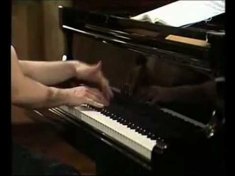 Rachmaninoff Suite No. 2 part IV Tarantella Martha Argerich and Brigitte Meyer - YouTube