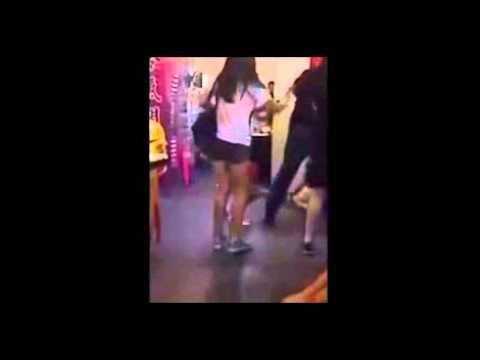 【ガチ】女5人が女1人を集団リンチ! そこに男が1人で助けにいっ  HD 2014 - YouTube