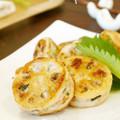 うちのレンコンはさみ焼き 大葉風味 by ケチャウルレシピ [クックパッド] 簡単おいしいみんなのレシピが197万品