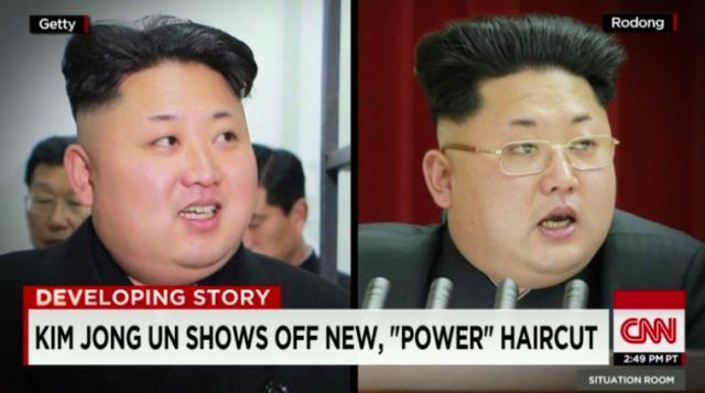CNN.co.jp : 金正恩氏がヘアスタイルを一新 北朝鮮