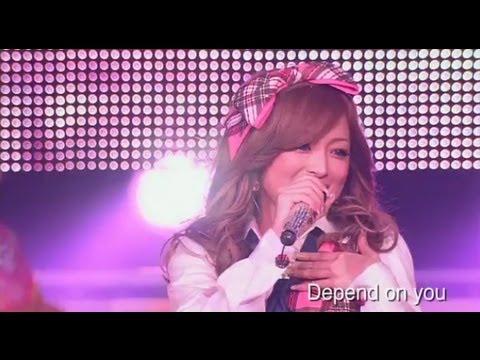 浜崎あゆみ / 「ayumi hamasaki 15th Anniversary TOUR ~A BEST LIVE~」特設サイト用映像 - YouTube