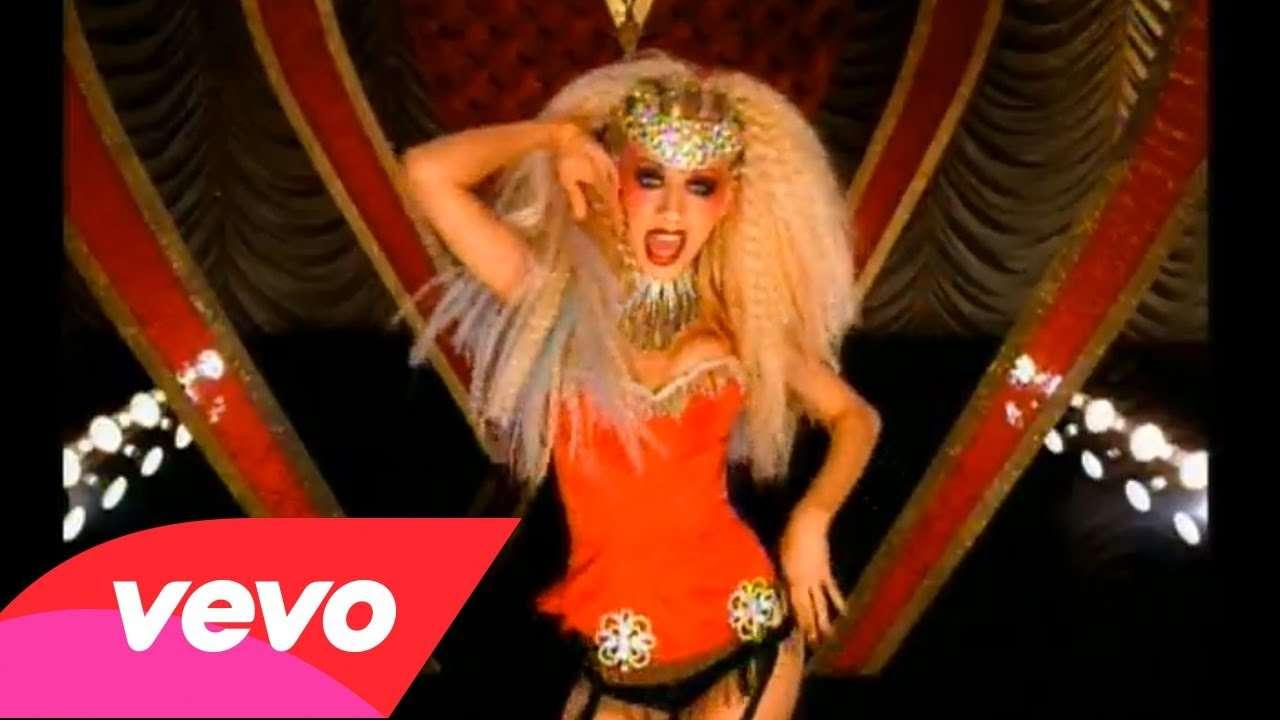Christina Aguilera, Lil' Kim, Mya, Pink - Lady Marmalade - YouTube
