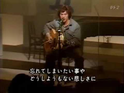 河島英五 【Live】 酒と泪と男と女 - YouTube
