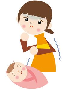産後に体調崩した方