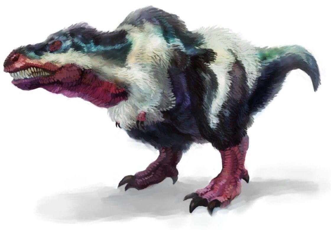 【驚愕】最新の研究によりティラノサウルスは羽毛モフモフの大きな鳥だったことが判明 | netgeek