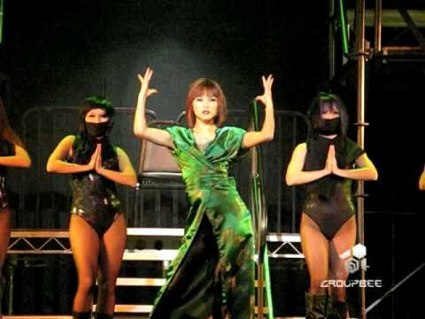 Rino Nakasone ( from Beat Freaks ) - Siren Assassins - Queen Jade at Avalon 03/10/10 - YouTube