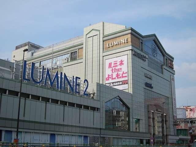 ルミネ倉庫から他店の服盗む、アパレル店員逮捕