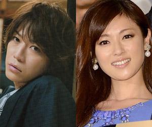 KAT-TUN亀梨和也、深田恭子との熱愛否定「結婚するの!?とメール来た」