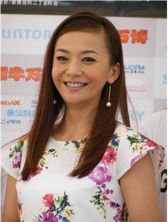 華原朋美、小室哲哉氏と共演「小室さんの前髪かわいい」