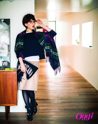 元AKB48光宗薫、『Oggi』で雑誌モデルデビュー「スタートラインに立てた」