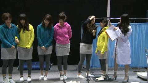 【NMB48】市川美織、生身体測定で身長が縮んだことが発覚www : ROMれ!ペンギン(AKB48まとめ)