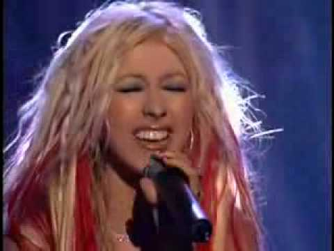 Christina Aguilera - Climb Every Mountain - YouTube