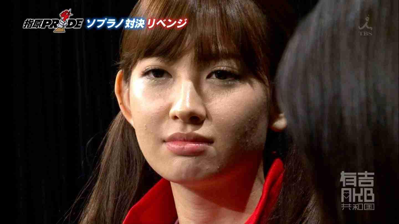 AKB48小嶋陽菜、エロ美しい「マシュマロ尻」披露