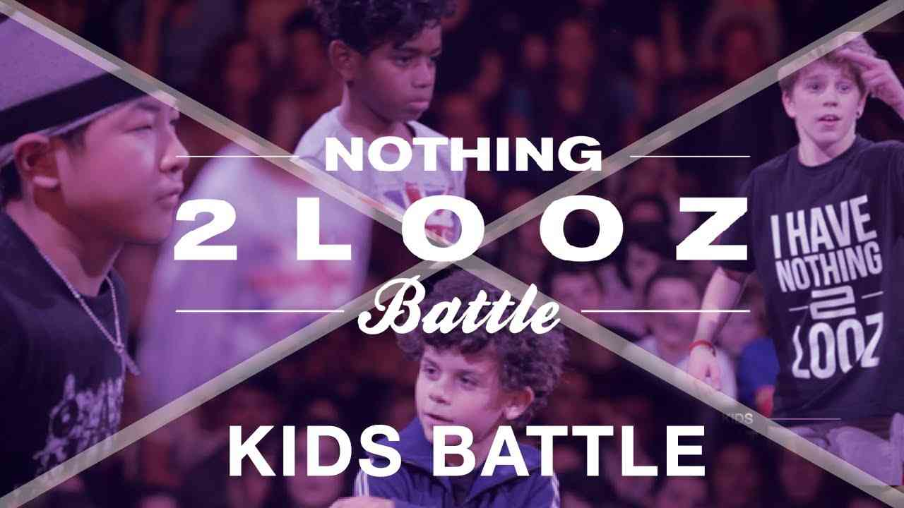 Nothing 2 Looz 2014 | Kids Battle | Leelou , Shigekix ,Eudes , Mat - YouTube