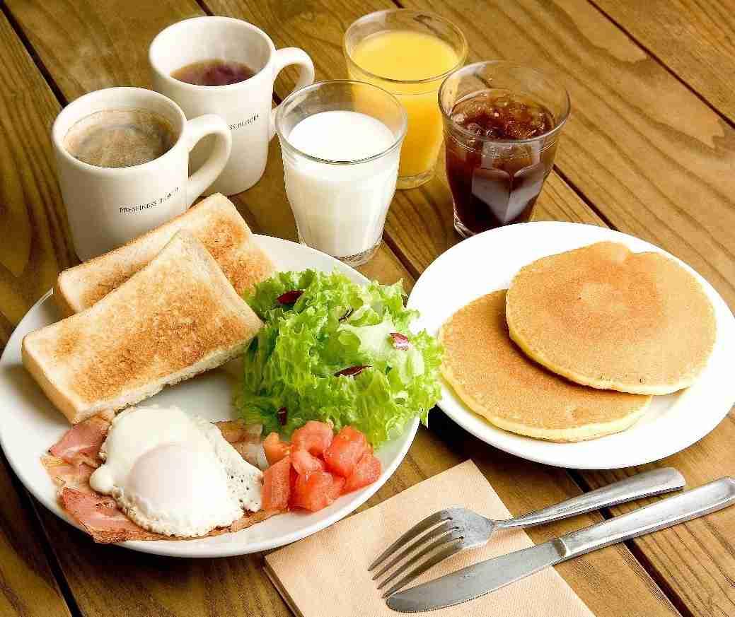 朝食食べないと美容にマイナス!|MERY [メリー]