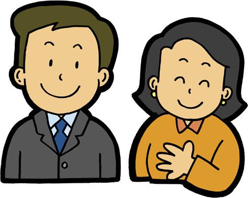 父親と母親、どちらとのほうが仲が良いですか?
