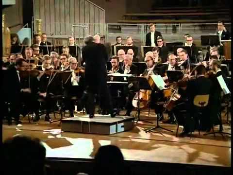 GUSTAV MAHLER SYMPHONY NR 9 Bernstein - YouTube