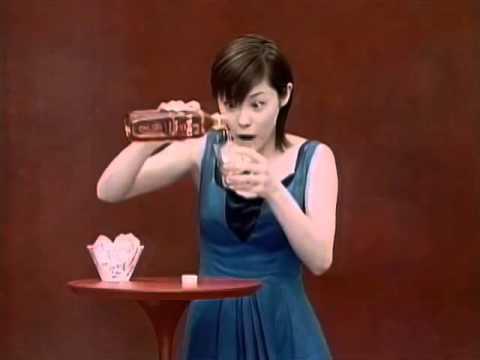 CM キリンビバレッジ 午後の紅茶 松浦亜弥 - YouTube
