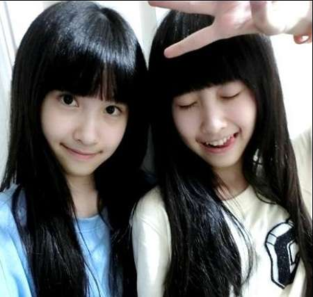 台湾の美人すぎる双子姉妹モデルがネット上で話題 「奇跡すぎる」「正統派美少女」 - AOLニュース
