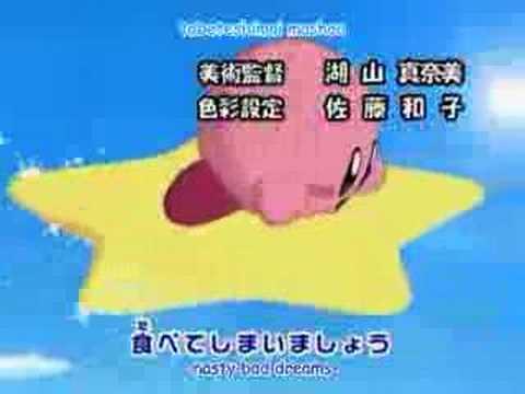 Hoshi No Kaabii Japanese theme - YouTube