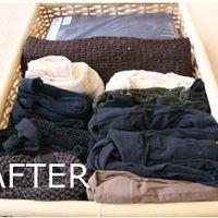 スッキリ収納するための【洋服のたたみ方】 - NAVER まとめ