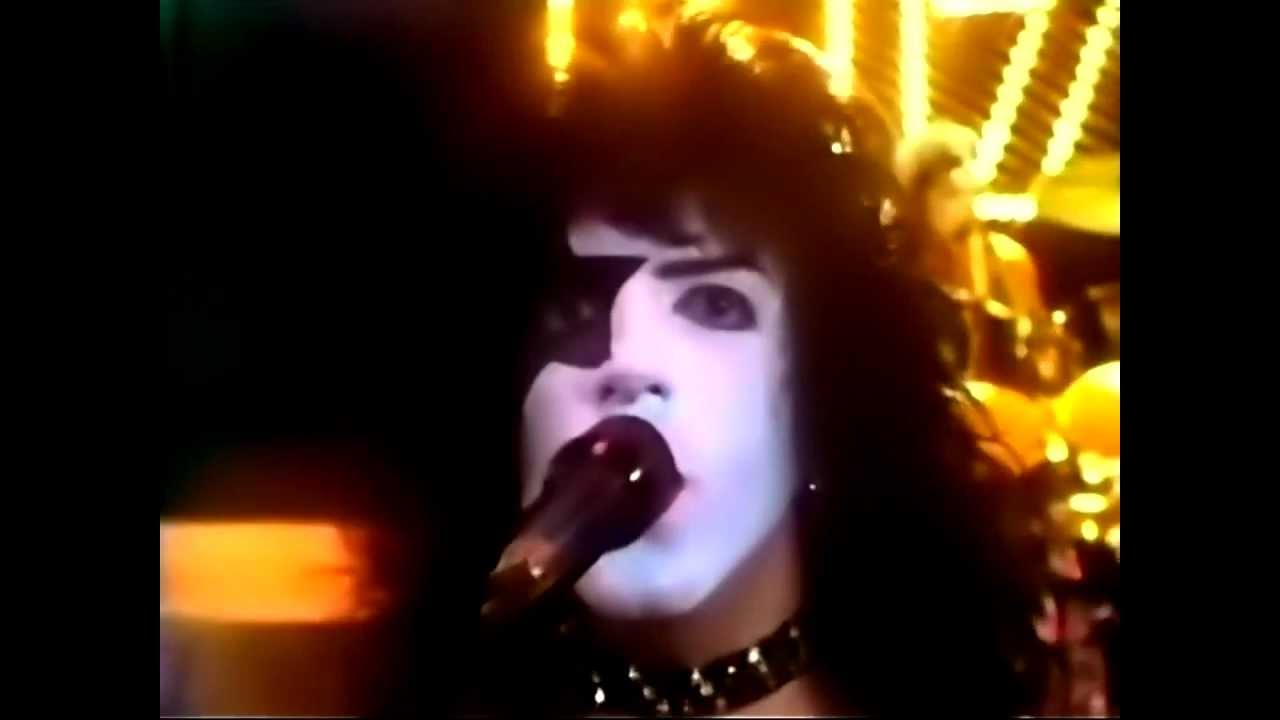 KISS - I Was Made For Lovin' You [Official Music Video] - YouTube