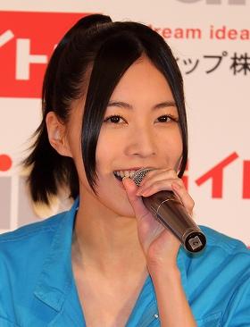 SKE48松井珠理奈に意外な落とし穴「深夜バー入り浸り」は「青少年育成条例」違反?