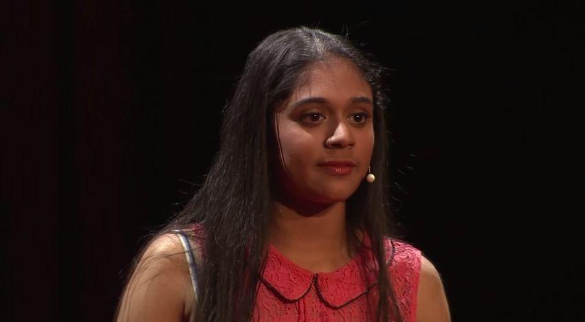 「SNSのいじめを無くしたい」14歳の少女が開発した新システムに世界が注目