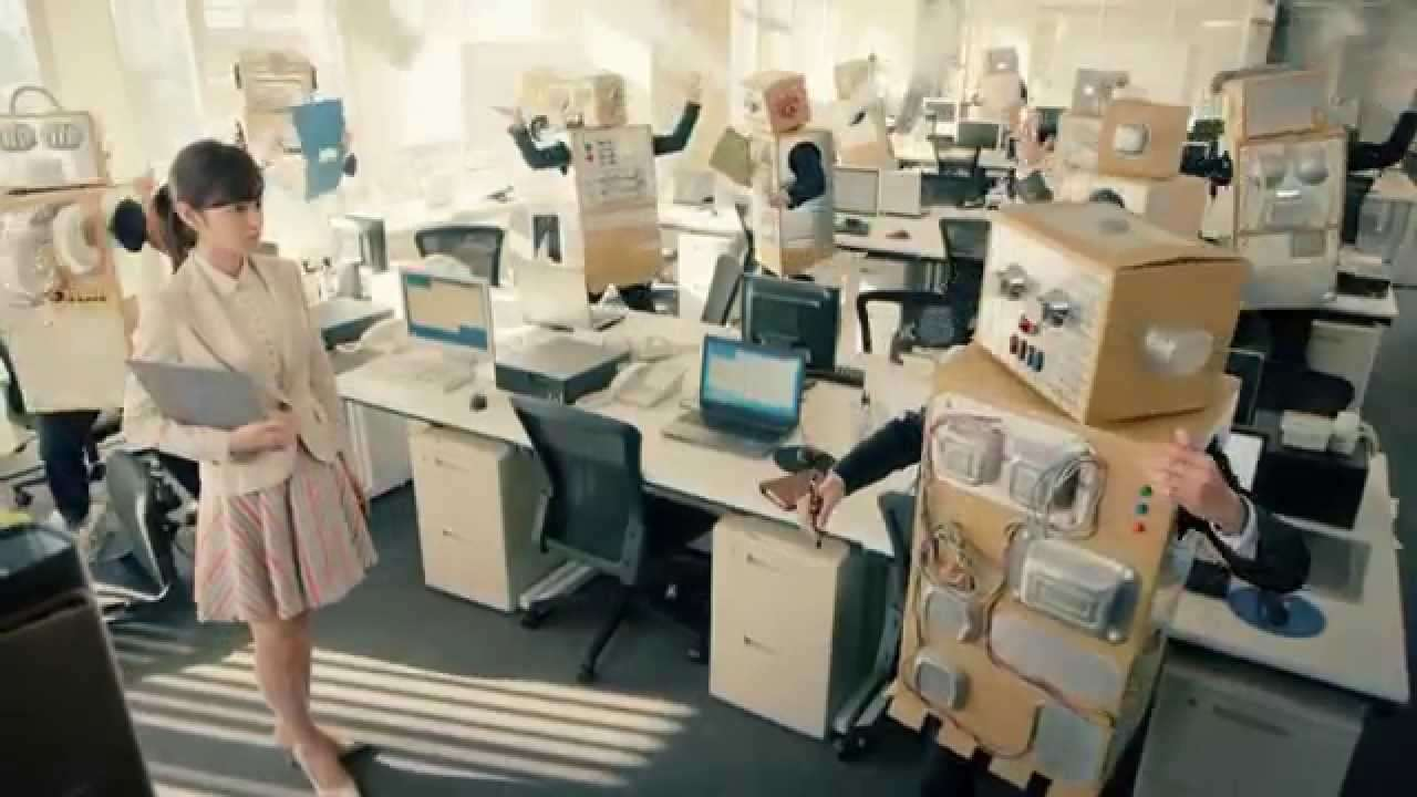 ヘーベルROOMS CM 久慈暁子 「その理由は、部屋」篇 - YouTube