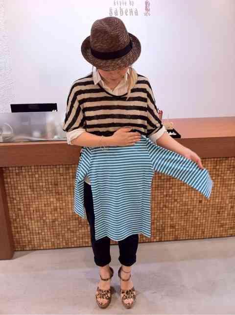 ウエキのお洋服たたみ方講座♪|sabena offcial fashion BLOG
