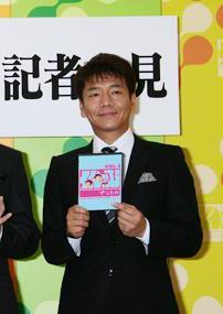 くりぃむしちゅーの上田晋也「司会がうまい芸人」ランキングで1位を獲得