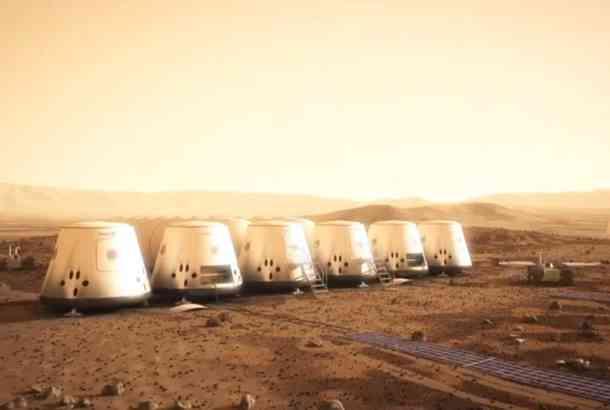 「火星への移住希望者」募集中!ただし片道切符