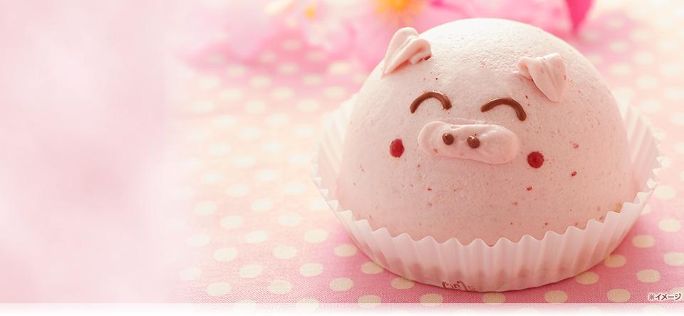 セブンイレブン「ことり」と「ぶた」のムースケーキ 2月27日ついに全国発売