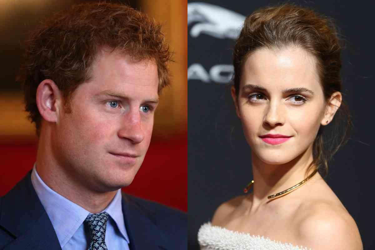 エマ・ワトソンが英王室入り?ヘンリー王子が熱視線のうわさ - シネマトゥデイ