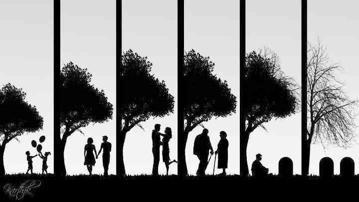 自分の人生、何%満足していますか。