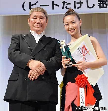 大島優子、ビートたけしとの意外な繋がり告白「出世する他ないと強く思えた」